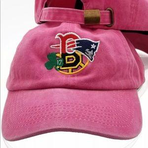 Women's Redsox, Patriots, Bruins, Celtics cap
